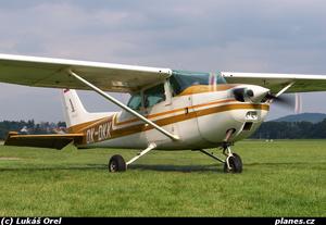 C-172 Skyhawk II OK-DKK