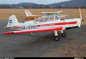 Z-126T OK-KMM